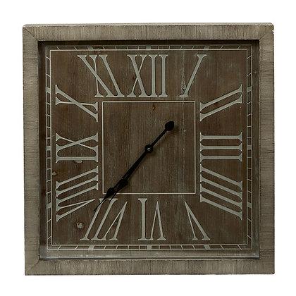 """Wall Clock - 26""""x26"""""""