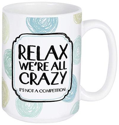 Crazy 14oz Mug