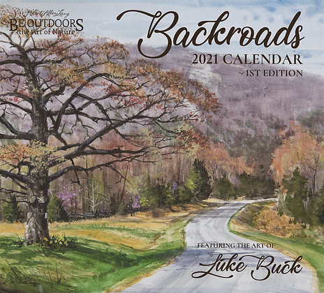 Backroads Calendar
