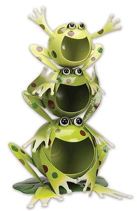 Froggy Solar Light Sculpture