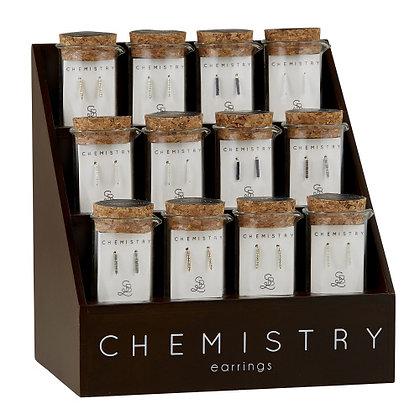 Chemistry Earrings