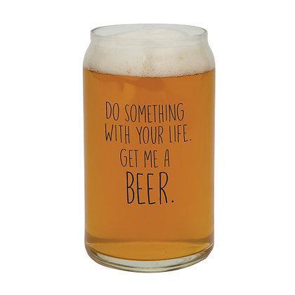 16oz Beer Can- Get Me Beer