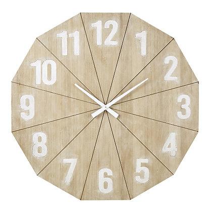 "31"" Wood Clock"