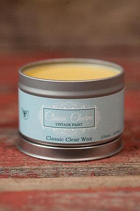 8 oz Clear Wax