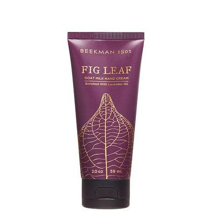 Fig Leaf Hand Cream