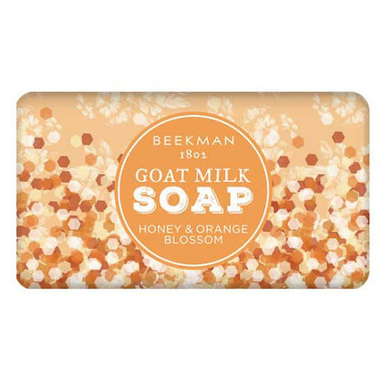 Honey & Orange Blossom Bar Soap
