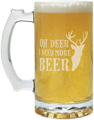 Oh Deer - 16oz Mug
