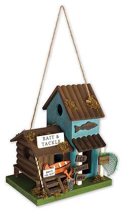 Bait & Tackle Birdhouse