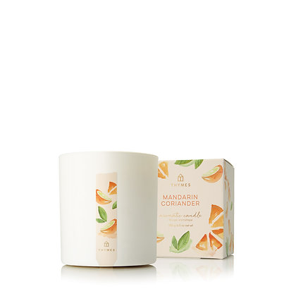 Mandarin Coriander Candle