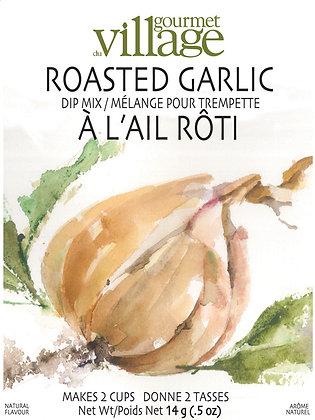 Roasted Garlic Dip Box Mix