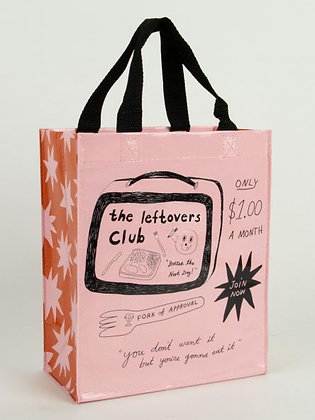 The Leftovers Club Handy Tote