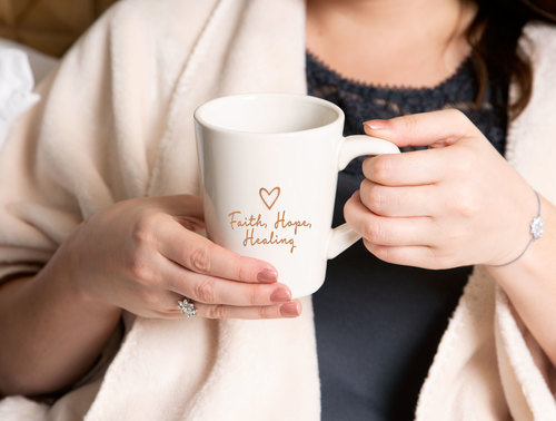 Faith Hope Healing - 15 oz Cup