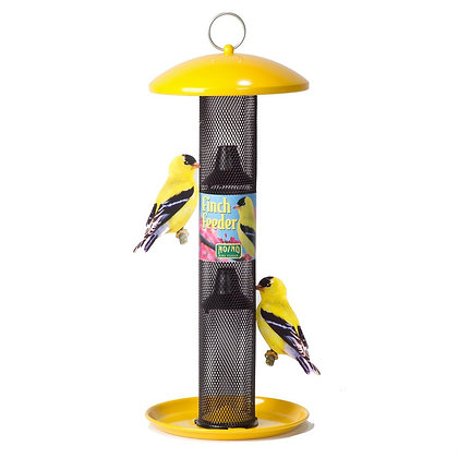 Straight Sided Finch Tube Feeder