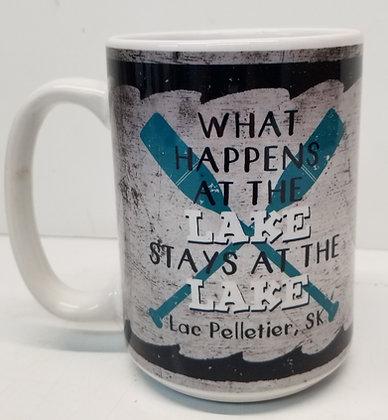 Lac Pelletier Mugs