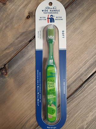 Golf Guy Toothbrush