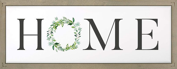 Home Wall/Desk Sign