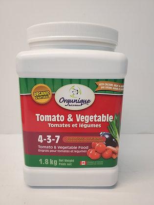 Orgunique Tomato & Vegetable