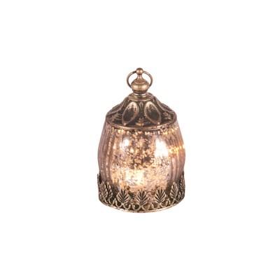 "4.5"" Blush LED Lantern"