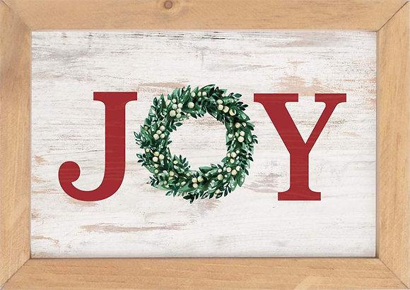 Joy Framed Art