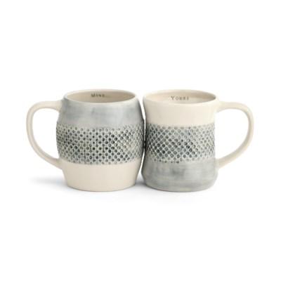 Mine & Yours Mugs (set of 2)