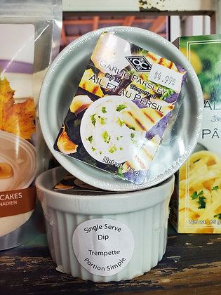 Garlic Parsley Dip Mix