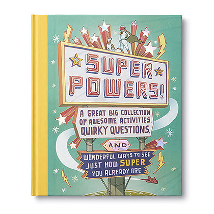 Superpowers - Activity Book