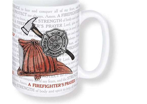 Firefighter - 14oz Boxed Mug