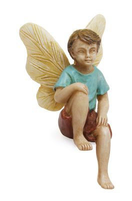 Sitting Boy Fairy
