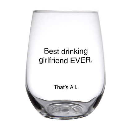 17oz Stemless Wineglass