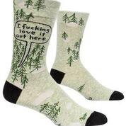 F*cking Love it Mens Socks