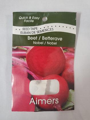 Beet - Nobel Seed Tape