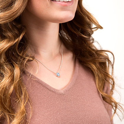 Sister Opal Necklace