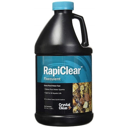 Crystal Clear Rapiclear 16oz