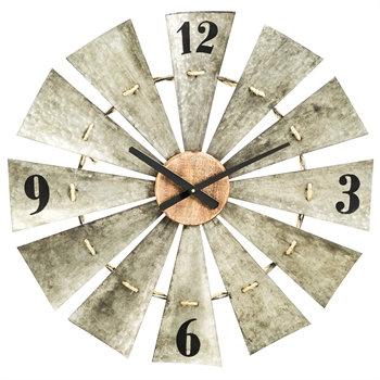 Vintage Windmill Clock