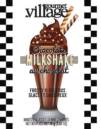 Chocolate Milkshake Box Mix