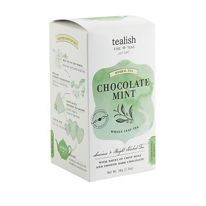 Chocolate Mint- Teabox