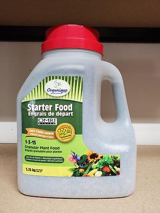Starter Food