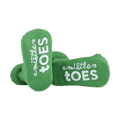 Mistle Toes Socks