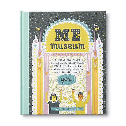 Me Museum - Activity Book
