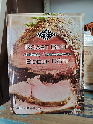 Roast Beef Seasoning
