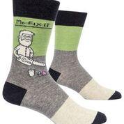 Mr. Fix It Mens Socks