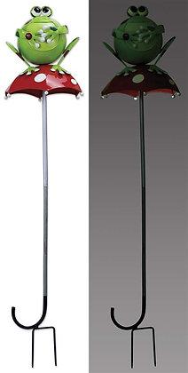 Umbrella Froggy Solar Stake