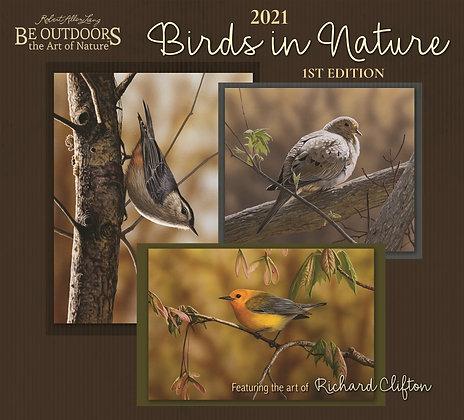 Birds in Nature Calendar