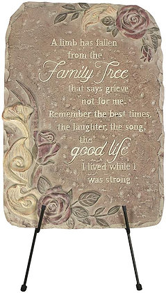 Family - Garden Marker