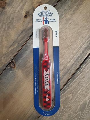 Dude Brush Toothbrush