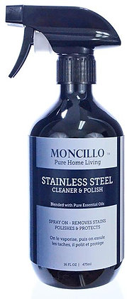 Stainless Steel Cleaner Spray