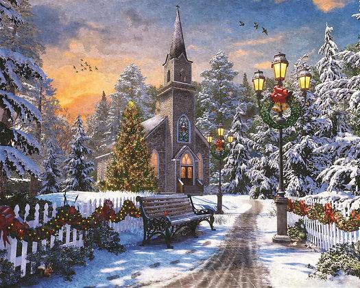 1000pc Holiday Church