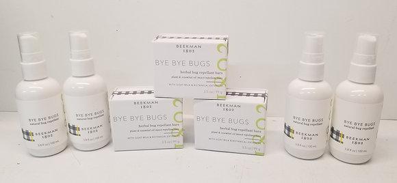 Bye Bye Bugs Herbal Spray Repellent