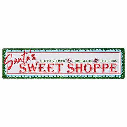 "14"" Santa's Sweet Shoppe Ornament"