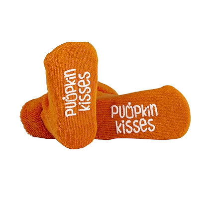 Pumpkin Kisses Socks